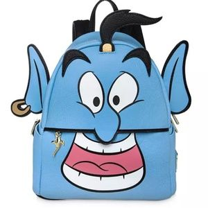 Loungefly Genie mini backpack - Aladdin